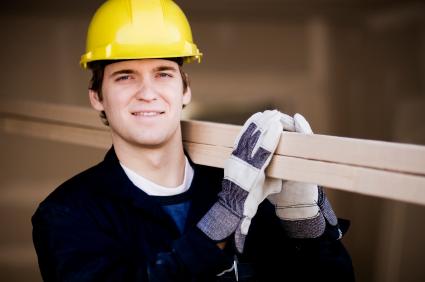 Métiers de la construction - Charpentier-menuisier