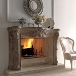Photo Home Staging - Classic Fireplace