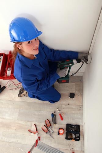 Métier de la construction - Électricien