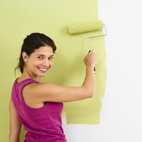 Peinturer un mur - choisir la bonne peinture