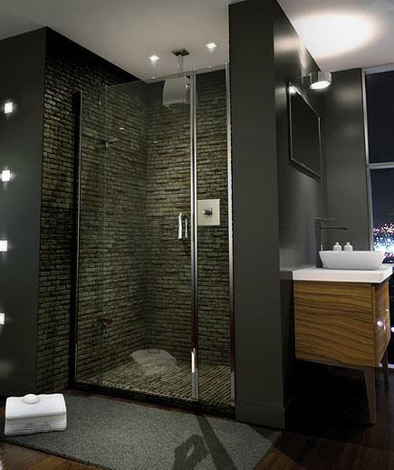 Une nouvelle gamme de bains autoportants - L\'habitation complète ...
