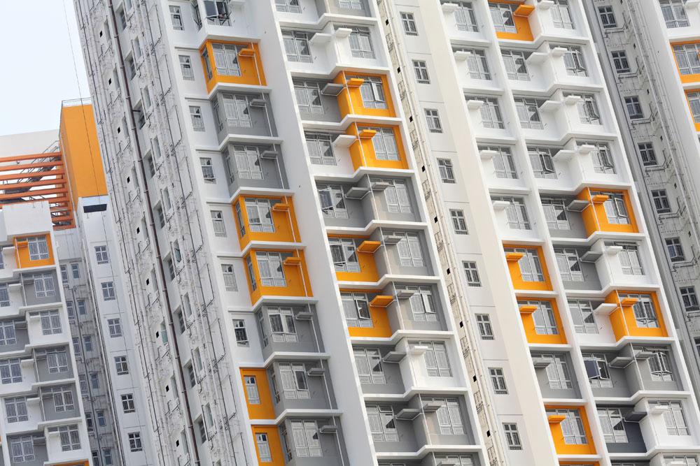 condo orange