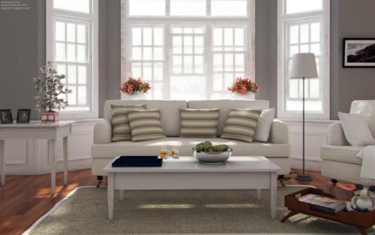 conseils pour avoir une bonne ambiance dans votre salon. Black Bedroom Furniture Sets. Home Design Ideas