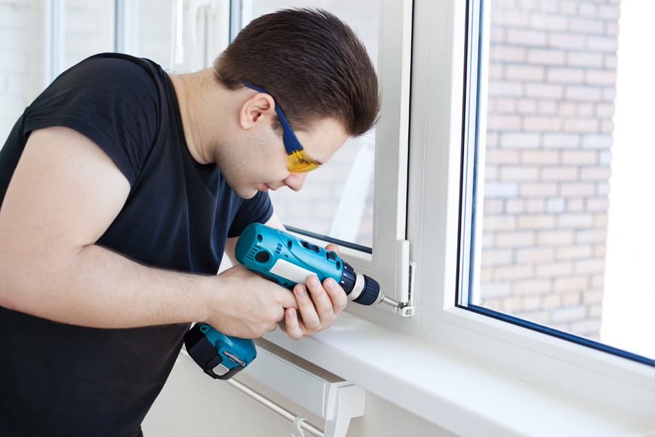 installer fenêtre