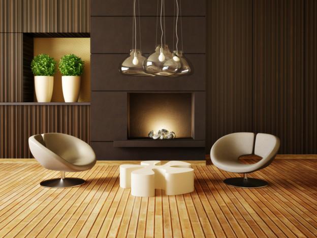vitre de cheminée salon