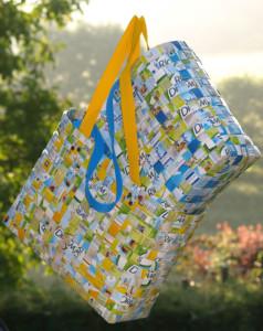 sac recyclé