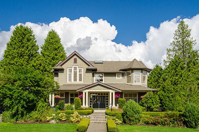 L'importance de la façade de votre maison