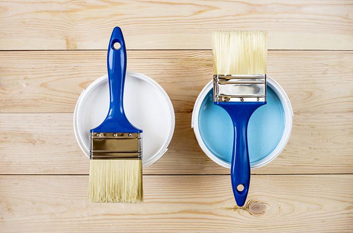Déco d'intérieur : la peinture en 2017, bien plus qu'un aspect décoratif !
