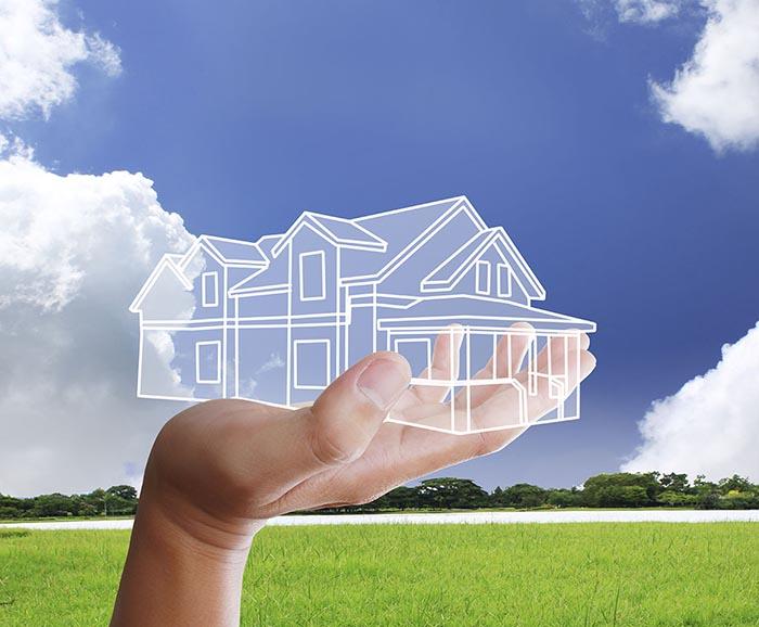 Terrain bâtir une maison