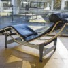 chaise longue Charlotte Perriand