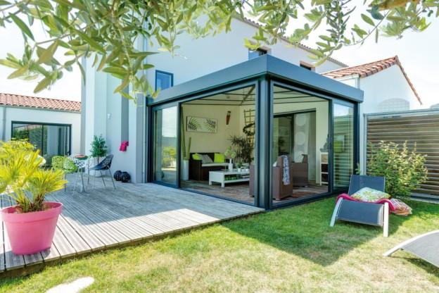 comment faire le choix d une v randa. Black Bedroom Furniture Sets. Home Design Ideas
