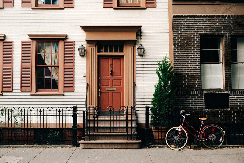 Fenêtres Maison jumelée